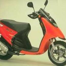 Derbi HUNTER 50 1998-2000