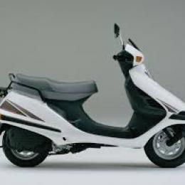 Honda SPACY-125 1997-1998
