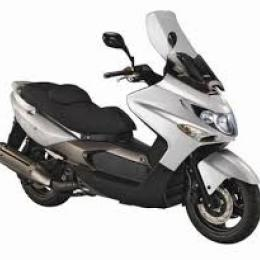 Kymco XCITING 500 2006-2007